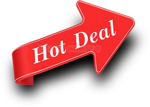 Hot deal được sử dụng để chỉ mức giảm giá lớn