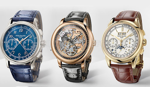 Đồng hồ Patek Philippe cao cấp