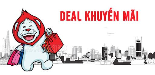 Deal khuyến mãi là gì?