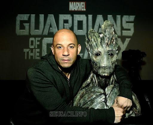 """Vin Diesel tham gia cameo trong """"Vệ binh dải ngân hà"""" với 1 lời thoại duy nhất"""