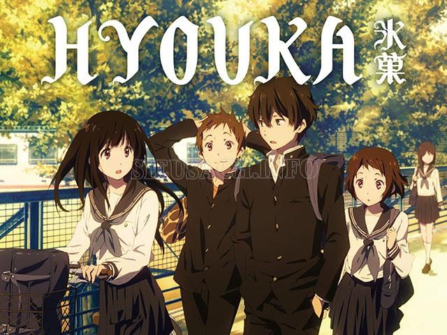 "Bộ phim ""Hyouka"""