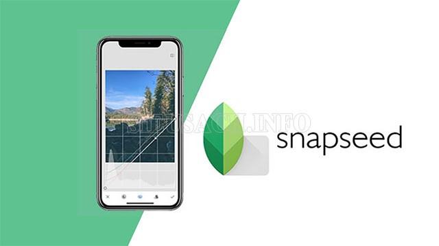 Snapseed - ứng dụng chụp ảnh chuyên nghiệp