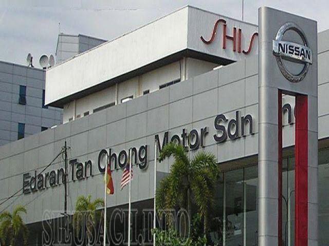 Trụ sở của thương hiệu Nissan